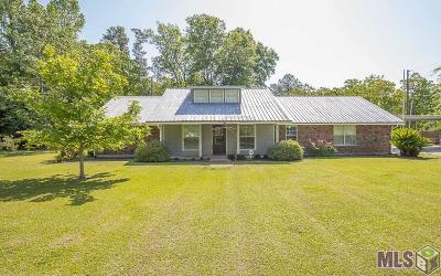 Prairieville Single Family Home For Sale: 16204 La Hwy 431