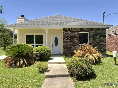 Baton Rouge Single Family Home For Sale: 7052 Mesbury Dr