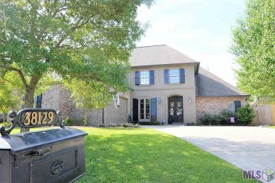 Prairieville Single Family Home For Sale: 38129 Springwood Ave