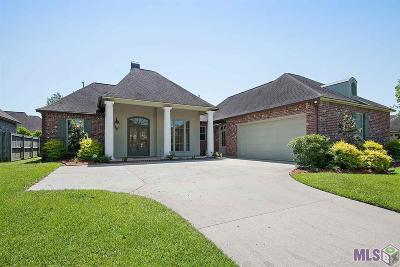 Baton Rouge Single Family Home For Sale: 8537 Highcrest Dr