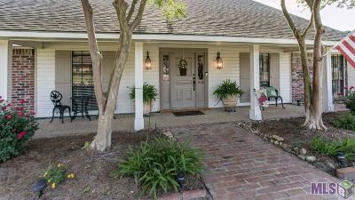 Baton Rouge Single Family Home For Sale: 4636 Lake Lawford Ct