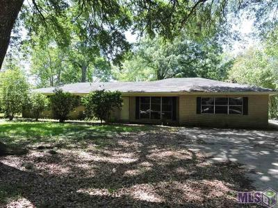 Baton Rouge Single Family Home For Sale: 4524 Floynell Dr