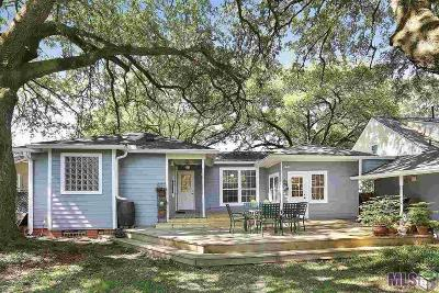 Baton Rouge Single Family Home For Sale: 4653 Tupello St