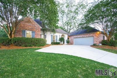 Baton Rouge Single Family Home For Sale: 141 Summer Ridge Dr