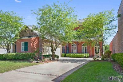 Baton Rouge Single Family Home For Sale: 3013 Du Soleil Ct