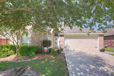 Baton Rouge LA Single Family Home For Sale: $215,000