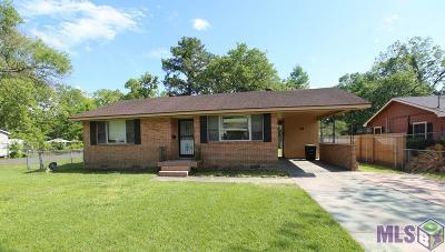 Baton Rouge Single Family Home For Sale: 5174 Oaklon Ave