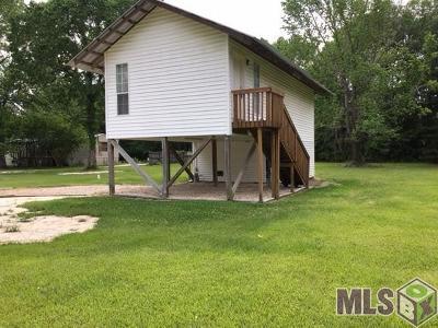Denham Springs Single Family Home For Sale: 10824 Billie Dr
