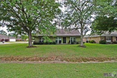 Baton Rouge LA Single Family Home For Sale: $165,000