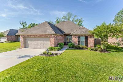 Port Allen Single Family Home For Sale: 2113 Woodland Ct