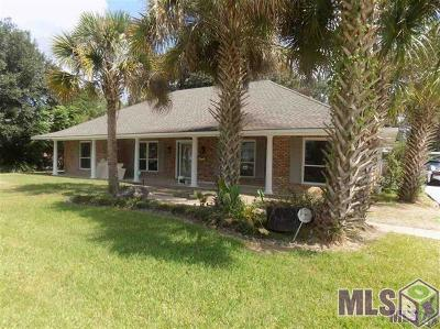 Baton Rouge LA Single Family Home For Sale: $245,000