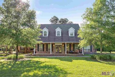 Greenwell Springs Single Family Home For Sale: 11247 Downey Dr