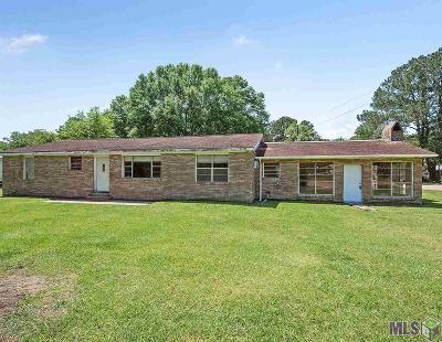 Denham Springs Multi Family Home For Sale: 11274 Arnold Rd
