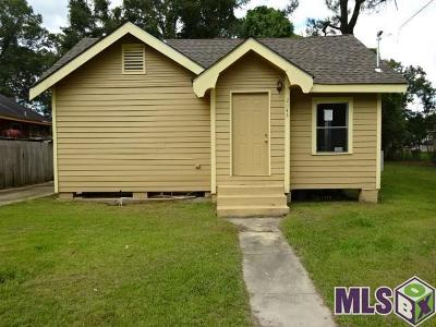 Baton Rouge Single Family Home For Sale: 2943 Pluskat Ave