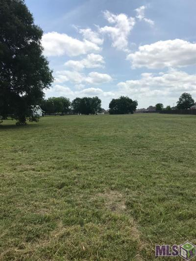 Gonzales Residential Lots & Land For Sale: 6008 La Hwy 44
