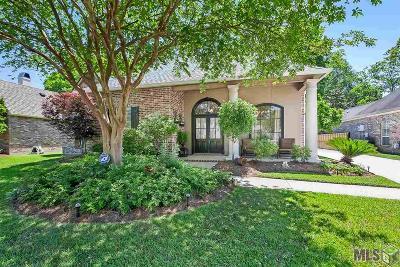 Baton Rouge LA Single Family Home For Sale: $318,000