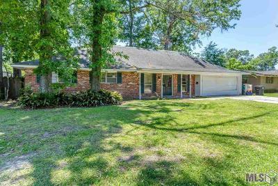 Baton Rouge LA Single Family Home For Sale: $204,500