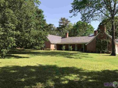 Baton Rouge Single Family Home For Sale: 7857 Highland Rd