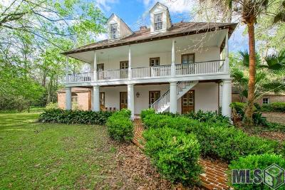 Baton Rouge Single Family Home For Sale: 11667 Rue Concord