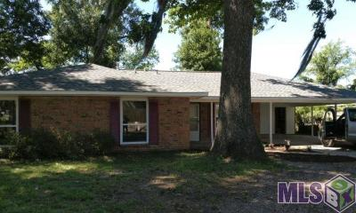Baton Rouge LA Single Family Home For Sale: $139,900