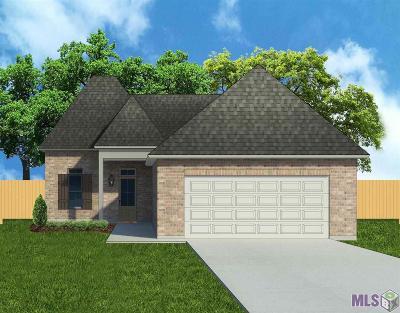 Denham Springs Single Family Home For Sale: 10419 Parc Cella Ct