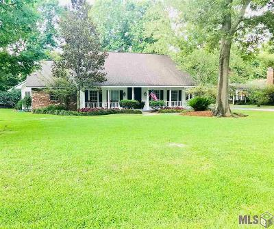 Baton Rouge Single Family Home For Sale: 2922 Twelve Oaks Ave