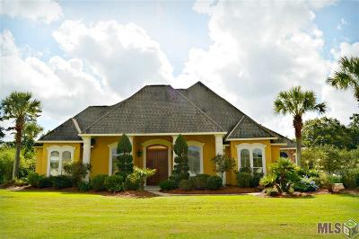 Denham Springs Single Family Home For Sale: 25606 Oakmont Ct