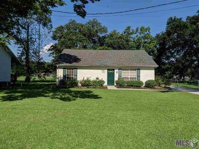 Gonzales Single Family Home For Sale: 1121 N Anita