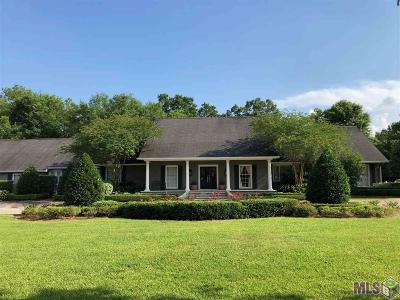 Baton Rouge Single Family Home For Sale: 8110 Old Hammond Hwy
