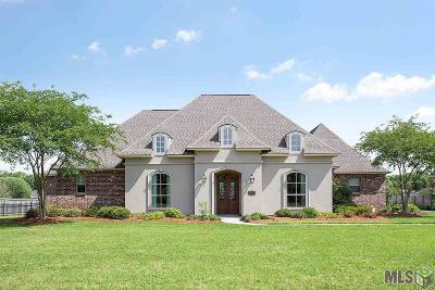Prairieville Single Family Home Contingent: 39408 Bradbury Ln