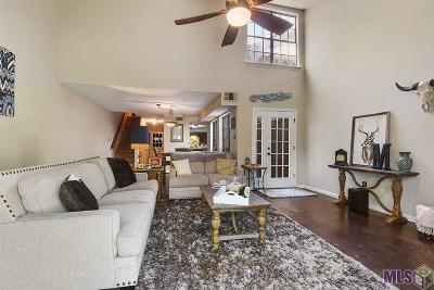 Baton Rouge Condo/Townhouse For Sale: 5626 Moorstone Dr