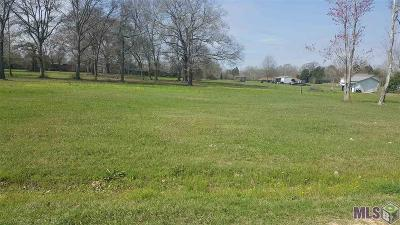 Zachary Residential Lots & Land For Sale: Plains View Dr