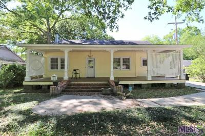 Baton Rouge Single Family Home For Sale: 550 Pierce Ave