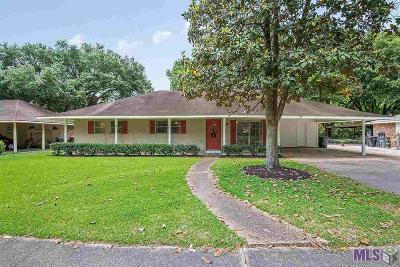 Baton Rouge LA Single Family Home For Sale: $175,000