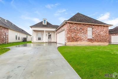 Prairieville Single Family Home For Sale: 17229 Ledgestone Dr