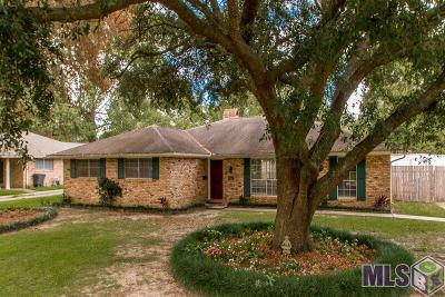 Baton Rouge LA Single Family Home For Sale: $187,500