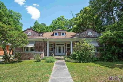 Baton Rouge Single Family Home For Sale: 2138 Stanford Ave