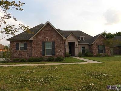 Brusly Single Family Home For Sale: 3777 Loup Ln