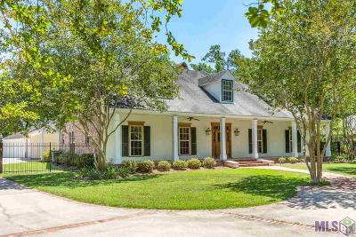 Baton Rouge Single Family Home For Sale: 8429 Oakbrook Dr