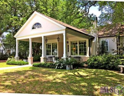 Dutchtown, Gonzales, Prairieville, Baton Rouge, Zachary, Denham Springs, Watson Single Family Home For Sale: 1560 Stanford Ave