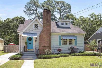 Baton Rouge Single Family Home For Sale: 1429 Arlington Ave