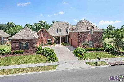Baton Rouge Single Family Home For Sale: 8739 Glenfield Dr