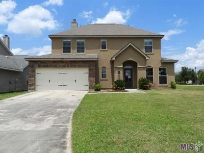 Prairieville Single Family Home For Sale: 41296 Autumn Crossing