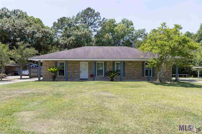 Denham Springs Single Family Home For Sale: 26169 Shadow Brook Ave