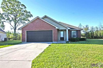 Prairieville Single Family Home For Sale: 42453 Palmstone Ave