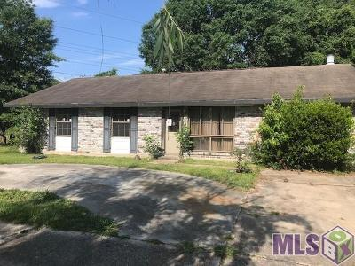 Baton Rouge Single Family Home For Sale: 2548 Eastgate Dr