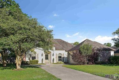 Baton Rouge Single Family Home For Sale: 6307 Riverbrook Dr