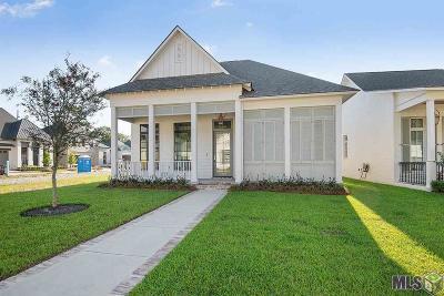 Baton Rouge LA Single Family Home For Sale: $599,999