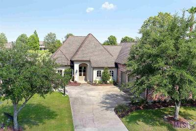 Gonzales Single Family Home For Sale: 40376 Pelican Point Pkwy