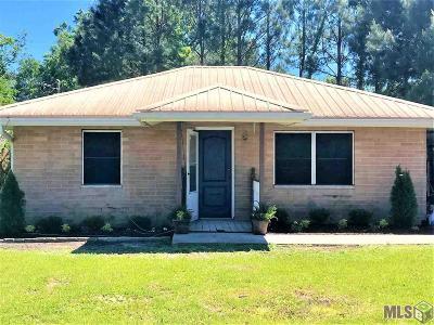 Denham Springs Single Family Home For Sale: 1112 Myrtle St